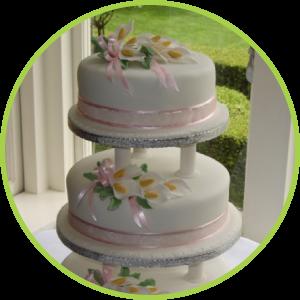 Wedding Cakes View Examples