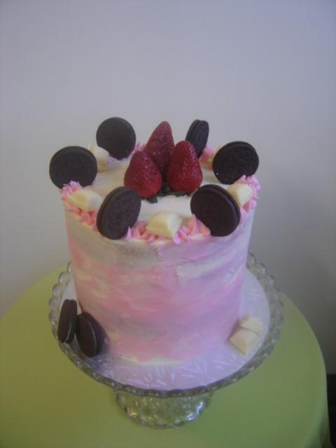 Oreo Choco Berry