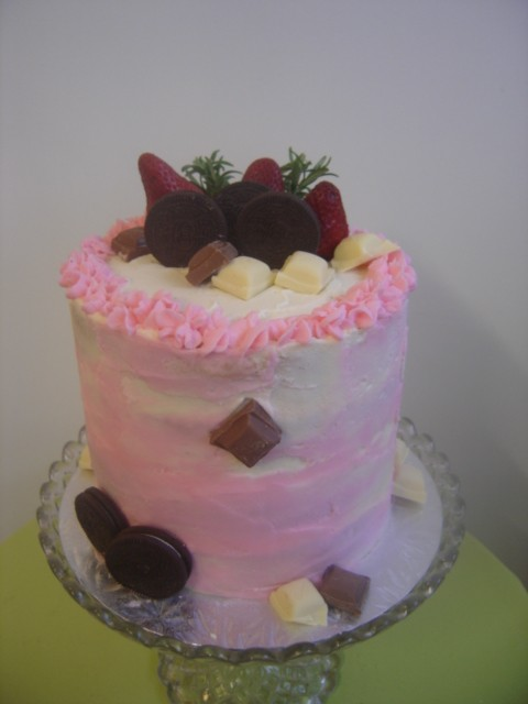 Wedding Choco Berry