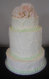 Stucco-Cake